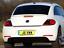 5C7 2011 Chrom Zierleiste Heckleiste Heckklappe Chromleiste VW Beetle 5C1