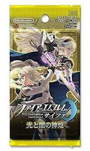 1pack-TCG-Fire-Emblem-0-Booster-Pack-B02-034-Light-and-Dark-God-Flame-034-10-cards-in