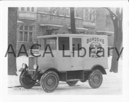 1929 Divco Milk Truck Ref. # 11114 antique automobile Factory Photograph