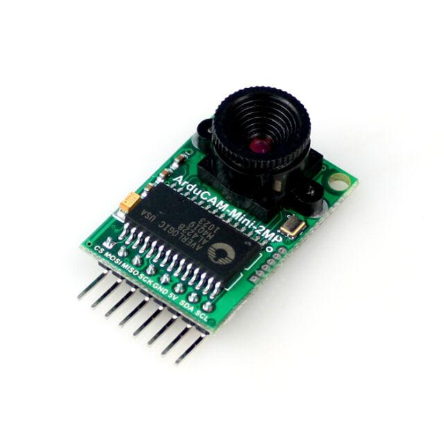 Arducam Mini Module Camera Shield with 2MP OV2640 for Arduino UNO Mega2560  Board