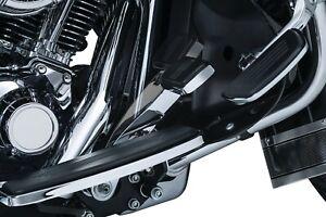 Kuryakyn Extended Brake Pedal WITH Fairing Lowers Chrome 9672