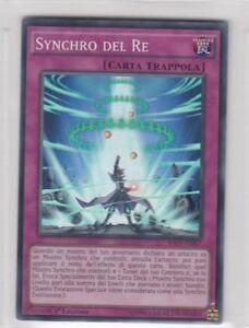 Yu-Gi-Oh-Synchro-del-Re-INOV-IT067-Super-Rara-Played-Ita