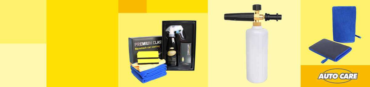 Shop event Up to 30% off Car Care and Cleaning Wax, Clay Bars, Foam Lances, Towels & more