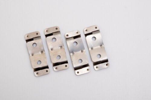 Johnsons de Hendon película secado conjunto de 4 clips de doble.
