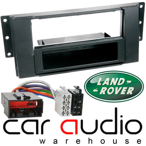 Landrover Discovery 3 Car Stereo Single Din Fascia Panel /& Wiring Kit FP-29-02