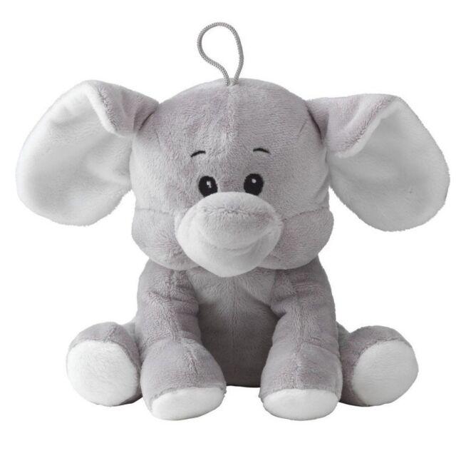 8 Super Soft Elephant Plush Teddy Stuffed Cuddly Animal Toy Baby