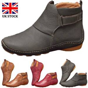 women winter arch support ankle boots multi colors flat