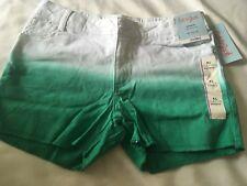 14//16 Size XL A16 Girls Cat /& Jack Shorts adjustable waist