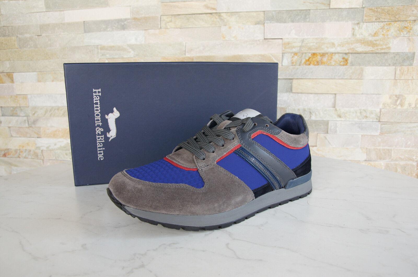 Harmont & Blaine 43 Chaussures de Sport Basses Chaussures Multicolore Neuf