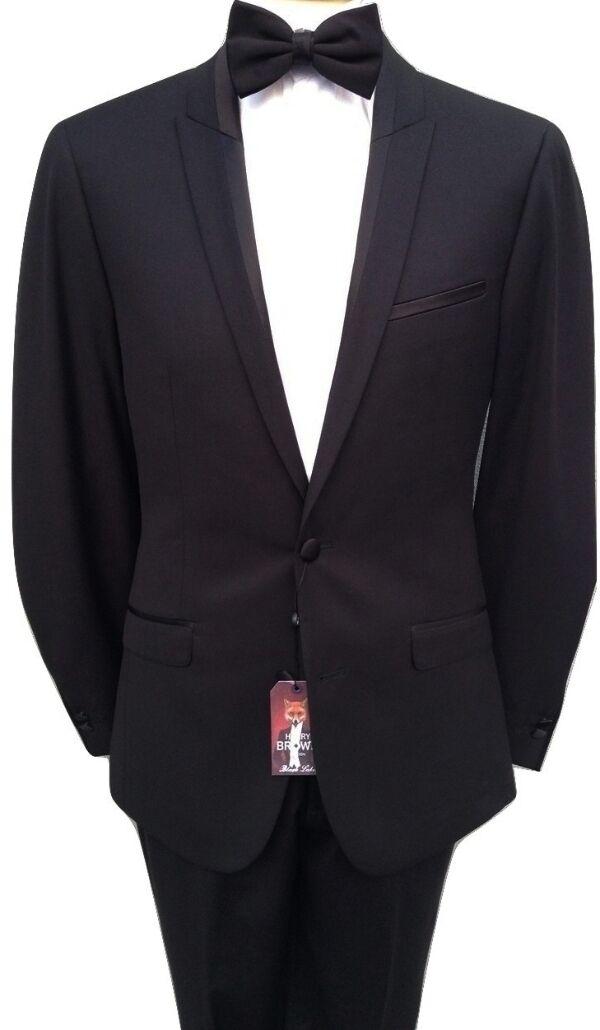 De Mariage Dj Nouveau Veste Prom Tux Costume Dîner Smoking Pantalon Noir Homme Slim XpqwB4n