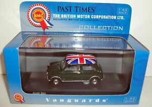 Vanguards-1-43-VA01311-AUSTIN-MINI-BRITISH-RACING-GREEN