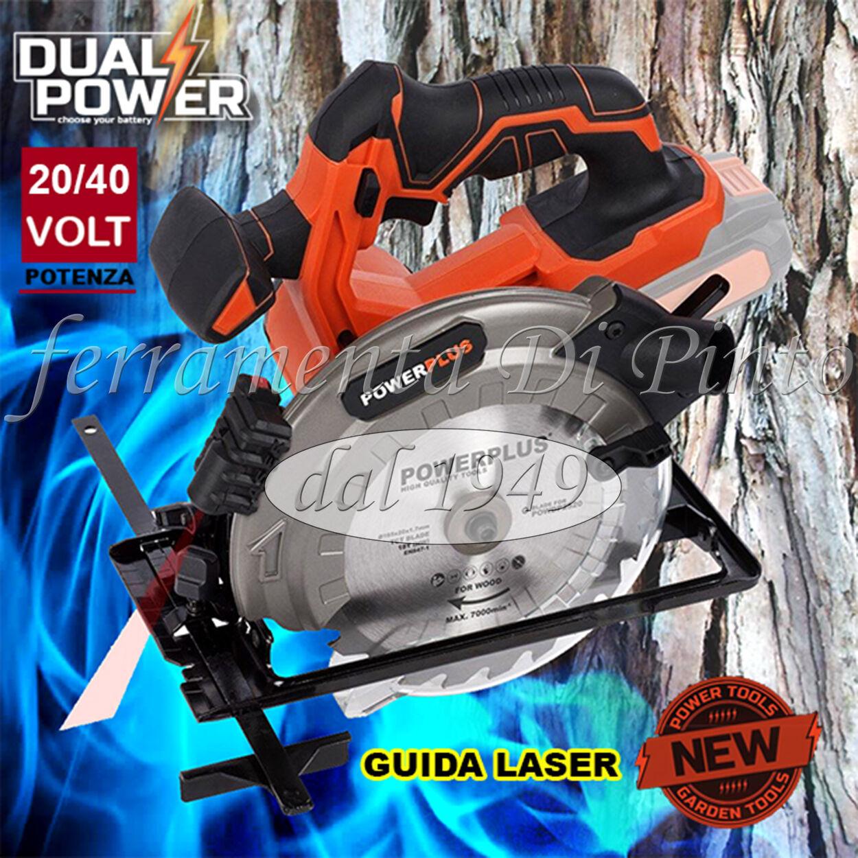 Kreissäge mm 165 laser Batterie 20 40 V lithium 1500 5200 2600 MAH Dual power