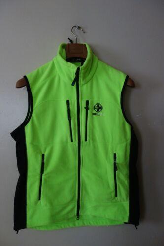 Ralph Lauren Polo RLX Fleece Vest Compact Track Jacket Size  Various NEW $165