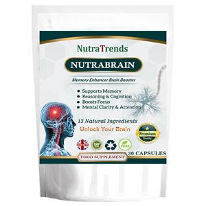 Nutrabrain-a-Nootropics-Cognitive-Enhancers-Mental-wellnes-supplement-Vegan-caps