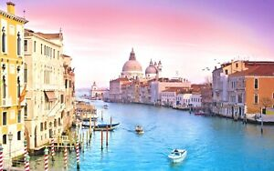 Venice-Italy-Canvas-wall-art-Picture-Print-30-034-x20-034