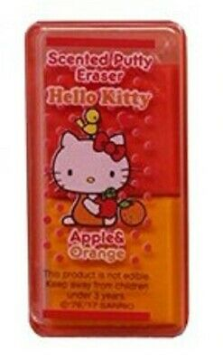 Sanrio Hello Kitty Eraser Orange Scented