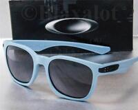 Oakley Garage Rock Sunglasses Blue Frame / Grey Lens Msrp $120 on sale