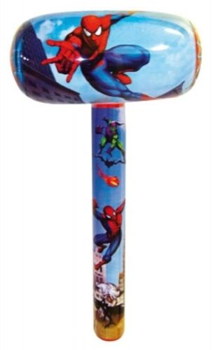 70 cm Spiderman gonflable Mallet
