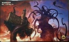 Playmat Magic the Gathering - Tapis de Jeu Mtg - GP Warsaw 2014