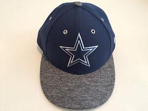 on sale b9234 624d4 Image is loading Cap-Hat-Dallas-Cowboys-New-Era-Gray-2016-