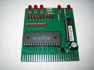 Apple 2 II plus //e IIe 2e and Hardware Compatibles Saturn Rocket 128K RAM Card