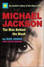 Michael Jackson: The Man behind the Mask-ExLibrary