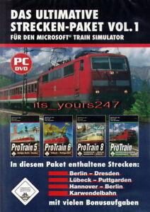 Train Simulator: Das Ultimative Strecken-Paket Vol. 1 NEU - Wiesbaden, Deutschland - Train Simulator: Das Ultimative Strecken-Paket Vol. 1 NEU - Wiesbaden, Deutschland
