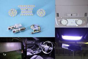 Holden-VE-VF-HSV-Maloo-Interior-LED-Exact-Fit-Panel-Light-Upgrade-Kit