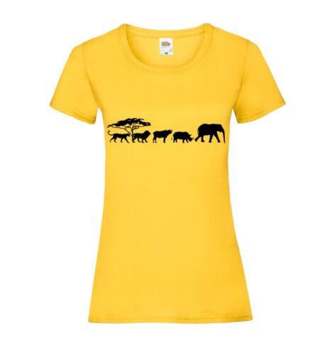 Big Five in the Savannah T-Shirt//Pullover//Hoodie