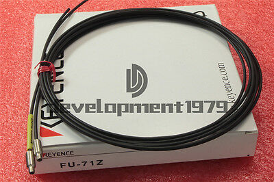 1 PCS Brand New KEYENCE Fiber Optic Sensor FU-71Z FU71Z