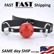 Mouth GAG - Red & Black - Same Day Ship from OHIO
