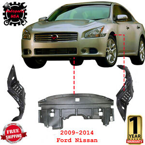 New Front Right Passenger Side Fender Liner For 2009-2014 Nissan Maxima NI1249119