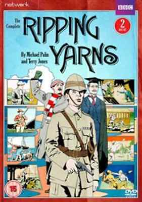 Charles McKeown, Pat Taylor-Ripping Yarns: The Complete Series  DVD NEW