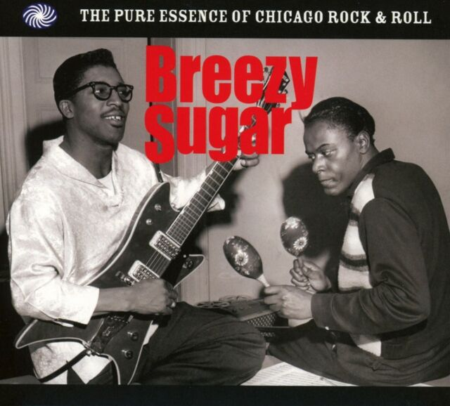 Fantastic Voyage - Breezy Sugar: Pure Essence of Chicago Rock N'Roll