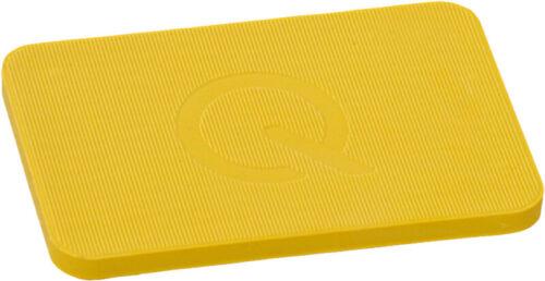 greenteQ 25x Unterlegplatten 60x40x4mm Abstandshalter Montageklötze Ausgleich