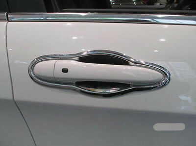 Rear Trunk Door Handle Bowl Cup Cover Trim For Jeep Grand Cherokee 2014-2017 18