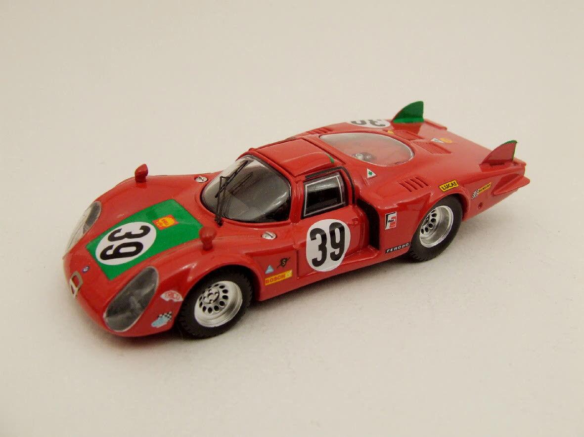 Alfa Romeo 1968 Giunti  1 43 Best  vente en ligne