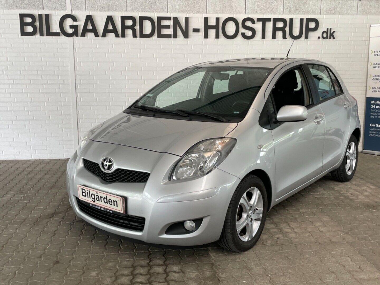 Toyota Yaris 1,3 TX 5d - 54.900 kr.