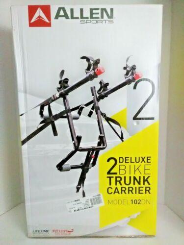 ALLEN Sports DELUXE 2 Vélo Coffre Transporteur vélos 102DN installation rapide NEUF