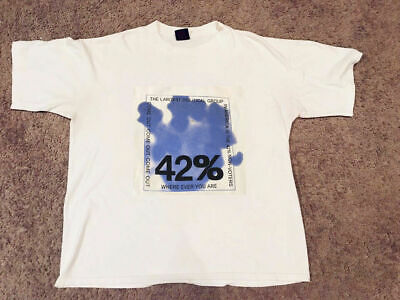 Blonded 42/% voting short sleeve merch size USA S-3XL TOP RARE..... Frank Ocean