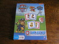 2013 Spinmaster Paw Patrol Lookalikes Matching Game For 2-4 Players Ages 3+