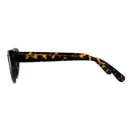 Low Soft Cateye Sunglasses Womens Vintage Retro Fashion Shades UV 400