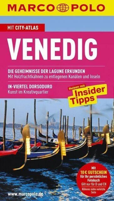 Marco Polo Reiseführer Venedig (2009, Taschenbuch)