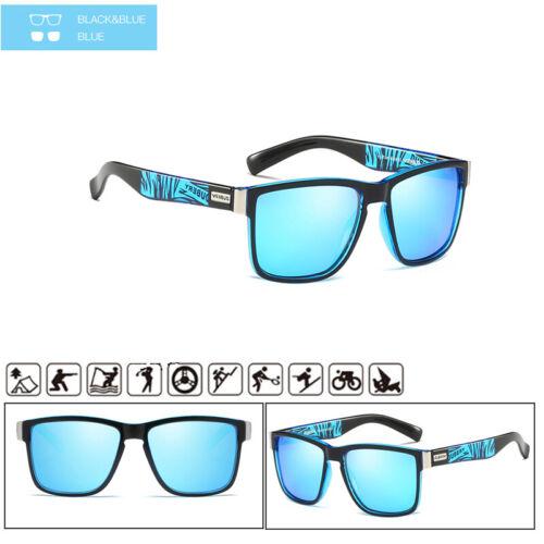 DUBERY Herren Sonnenbrille Polarisiert brillen Fahrrad Fahren Sport Angeln UV400