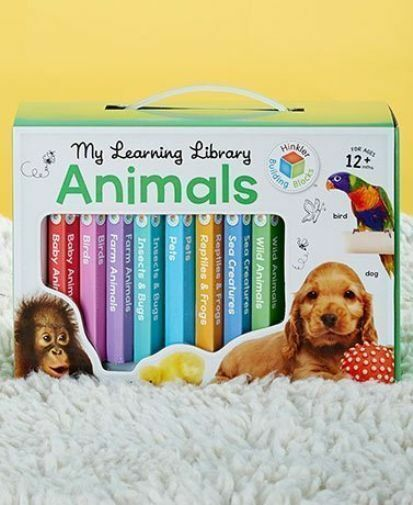 Learning Library Animals,  | Board book Book | Acceptable | 9781743678114