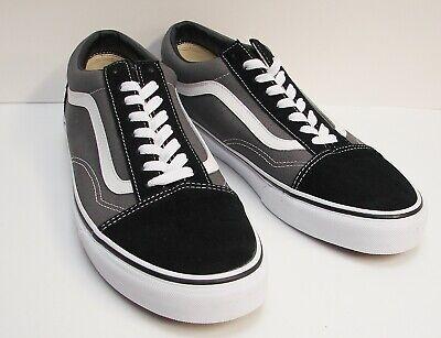 Vans Old Skool Black Pewter VN000KW6HR0 Men's Size: 8 | eBay