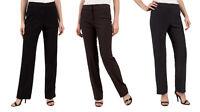 Adrienne Vittadini Women's Career Trouser Pants Dress Work Wear Business Slacks