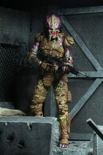 Predator 2018 Ultimate émissaire #1 /& fugitif Lab Escape Predator Action Figure