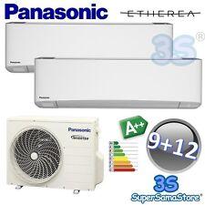 3S NEU DUO MULTI Split Inverter PANASONIC ETHEREA Klimaanlage Klima 2,5 + 3,2 KW