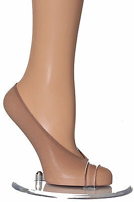 12 pares de calcetines señoras manitas Entrenador Invisible mostrar Zapato Bota Forro de pie del trazador de líneas